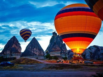5 Nights Cappadocia Kusadasi and Istanbul Tour Package By Akbar Travel