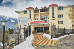 Club Mahindra Resort In Manali, Himachal Pradesh