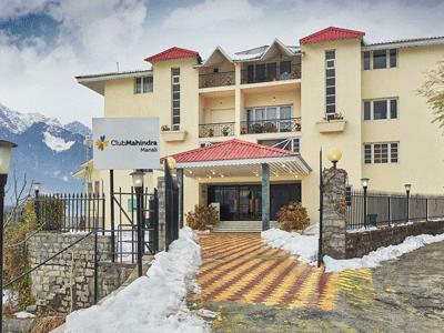 Club Mahindra Resort In Manali, Himachal Pradesh