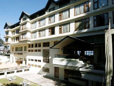 Club Mahindra Resort In Mashobra, Himachal Pradesh