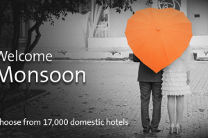 Monsoon Bonanza Get 60% Off On Domestic Hotels By Cleartrip