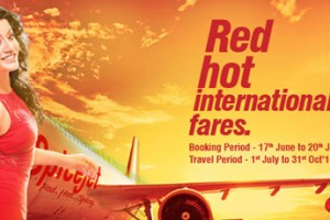 Spicejet SALE Red Hot International Fares @Rs 3099