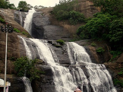 Explore Courtallam & Thenmala Tour Package by IRCTC Tourism