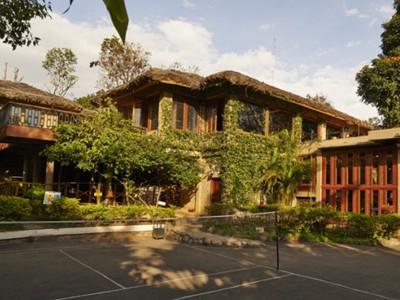 Club Mahindra Resort In Thekkady