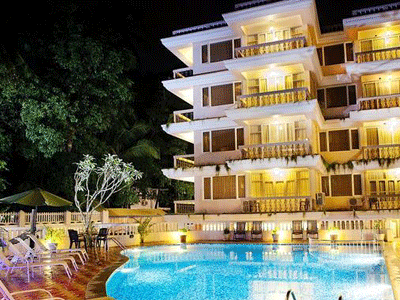 Ocean Palms Resort Goa Package By Yatra