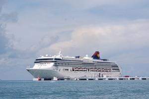 Mumbai to Dubai Cruise Tour Package