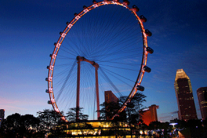 Peppy Singapore Tour Package