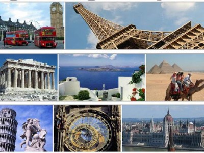 Attractive Europe Summer Tour Package 2016 By DPauls Travels