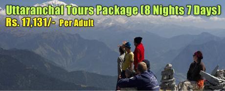 Travel Uttarakhand with AkbarTravelsOnline
