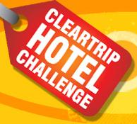 Cleartrip Cheap Hotel Challenge