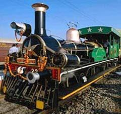 Luxury Train Fairy Queen Tours