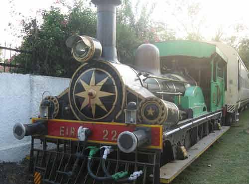 Fairy Queen Heritage Luxury Train in India
