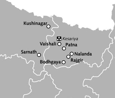 Bhuddhist Travel Circuit in Bihar