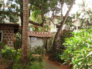 Alidia Beach Cottage Resort, Goa