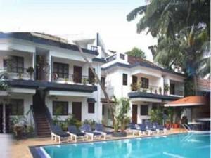 Hotel Germany , Goa