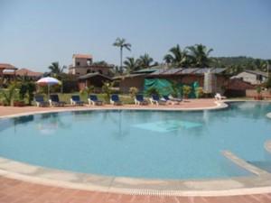 La Calypso Beach Resort, Goa