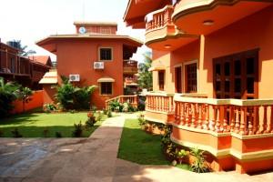 Ruffles Beach Resort, Goa