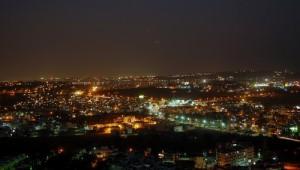 Bhopal City at Night
