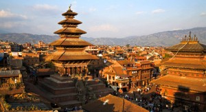 Christmas & New Year 2011 in Kathmandu