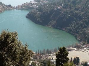 Nanital, Naini Lake