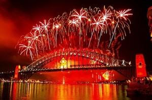 New Year Sydney- Australia