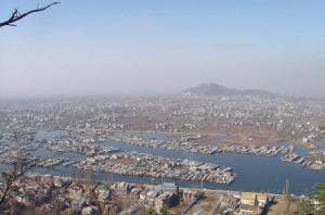 Srinagar View
