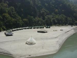 The Camp 5 Elements, Kaudiyal Rishikesh