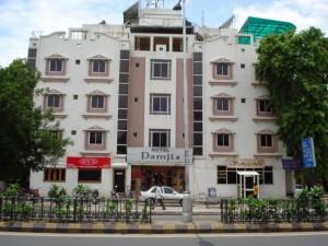 Hotel Damjis, Ahmedabad