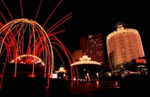 New Year in Macau