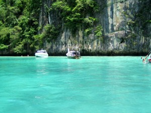 Thailand Phi Phi Ley