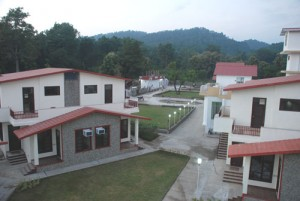 The Tiger Grove Resort in Corbett Park