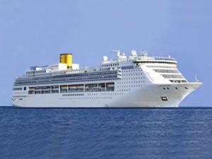Australia to Beijing Cruise