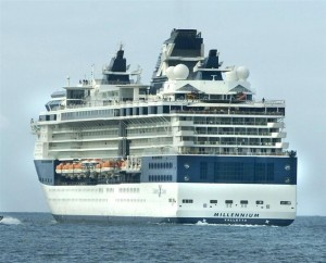 Pacific Rhapsody Cruise