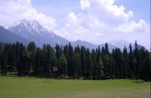 Baisaran Park, Pahalgam