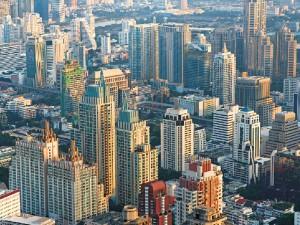 Big Bangkok Skyline