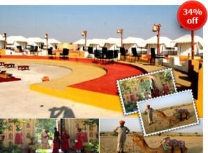 Chokhi Dhani Camps Jaisalmer