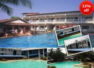 Silver Sand Beach Resort Goa