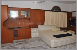 Deluxe Room in Thangam Residency Chennai