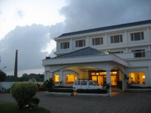 Abad Airport Hotel, Cochin