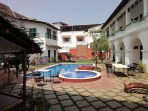 Abad Grande Residencia, Cochin