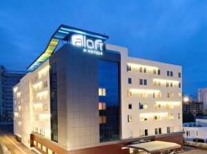 Aloft Bengaluru Whitefield Hotel