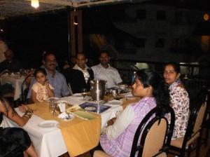 Goa Dinner Cruise