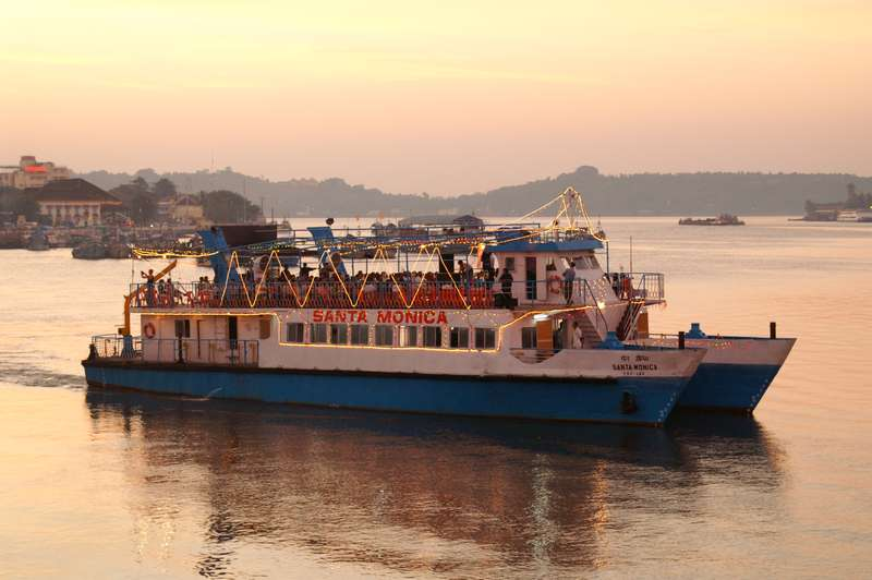 Goa Sunset Cruise