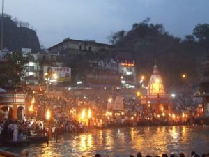 Haridwar Gnga Aarti