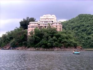 Hotel Lake Palace Siliserh, Alwar