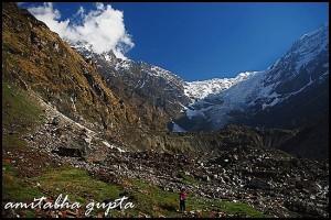 Kafani Glacier