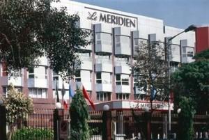 Le Méridien Bangalore Hotel