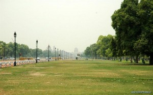 Rajpath Delhi