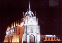 Saligao- Mae de dues church