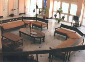 Sarovar lounge